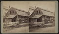 Old house at Spring's Shop. One of eldest in town, by H. N. Gale & Co..png