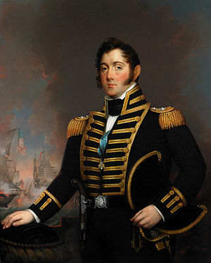 Jane Stuart - Image: Oliver Hazard Perry by Jane Stuart
