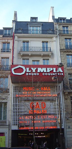ILS SONT BEAUX ILS SONT UNIQUES ILS SONT MAROCAINS - Page 3 288px-Olympia_Paris_dsc00803