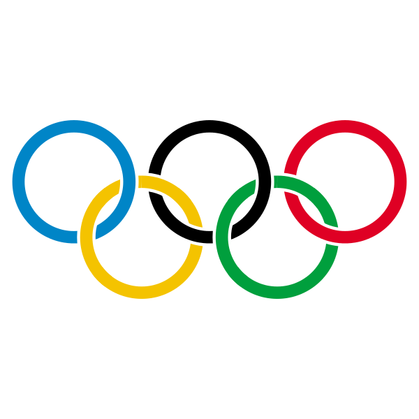 600px Olympic rings square.svg Which City to Host 2016 Olympic Games