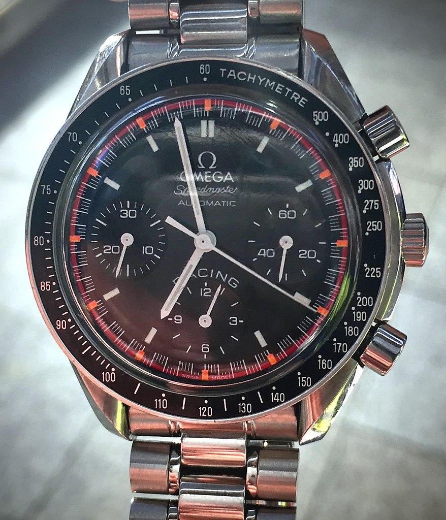 File:Omega Speedmaster Schumacher Edition10 36 22 158000.jpeg - Wikimedia Commons