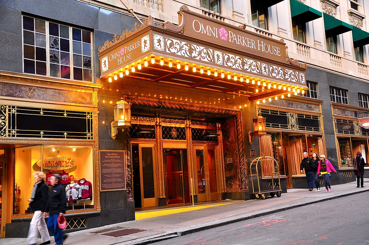 Hotels In Boston Usa  Star
