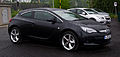 Opel Astra GTC 1.6 Turbo Innovation (J) – Frontansicht, 6. Mai 2012, Wuppertal.jpg