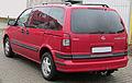 Opel Sintra rear 20130104.jpg