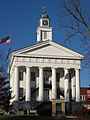 Orange County Courthouse in Paoli, front from west.jpg