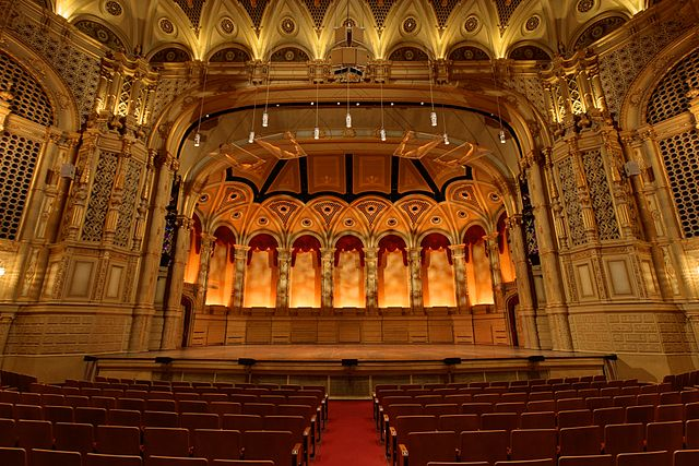 10th place, Orpheum Theatre National Historic Site of Canada, Vancouver, British Columbia, by MichaelThoeny