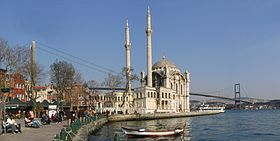 image illustrative de l'article Mosquée d'Ortaköy