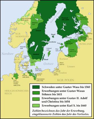 Polnisch-Schwedischer Krieg (1600–1629) – Wikipedia