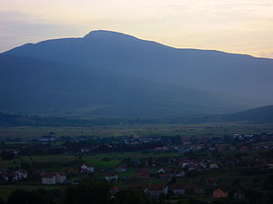 Bosanski Petrovac - Image: Osječenica