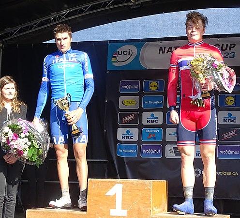 Oudenaarde - Ronde van Vlaanderen Beloften, 11 april 2015 (E08).JPG