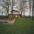 Overzicht seinhuis bij spoorwegovergang, gezien vanuit speelplaats - Utrecht - 20344301 - RCE.jpg