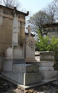 Père-Lachaise - Jean-Baptiste Sylvère Gaye de Martignac 01.jpg