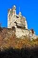 Pörtschach Burgruine Leonstain Burgfried 27112011 8271.jpg