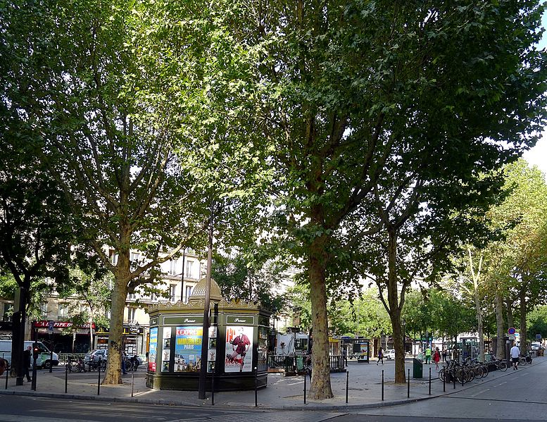 Fichier:P1040663 Paris X place Jacques-Bonsergent rwk.JPG