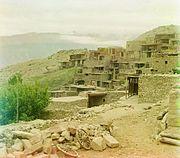 PG - Dagestan. Shamil's village (colour)
