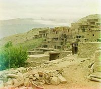 PG - Dagestan. Shamil's village (colour).jpg