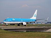 PH-BGC - B738 - KLM