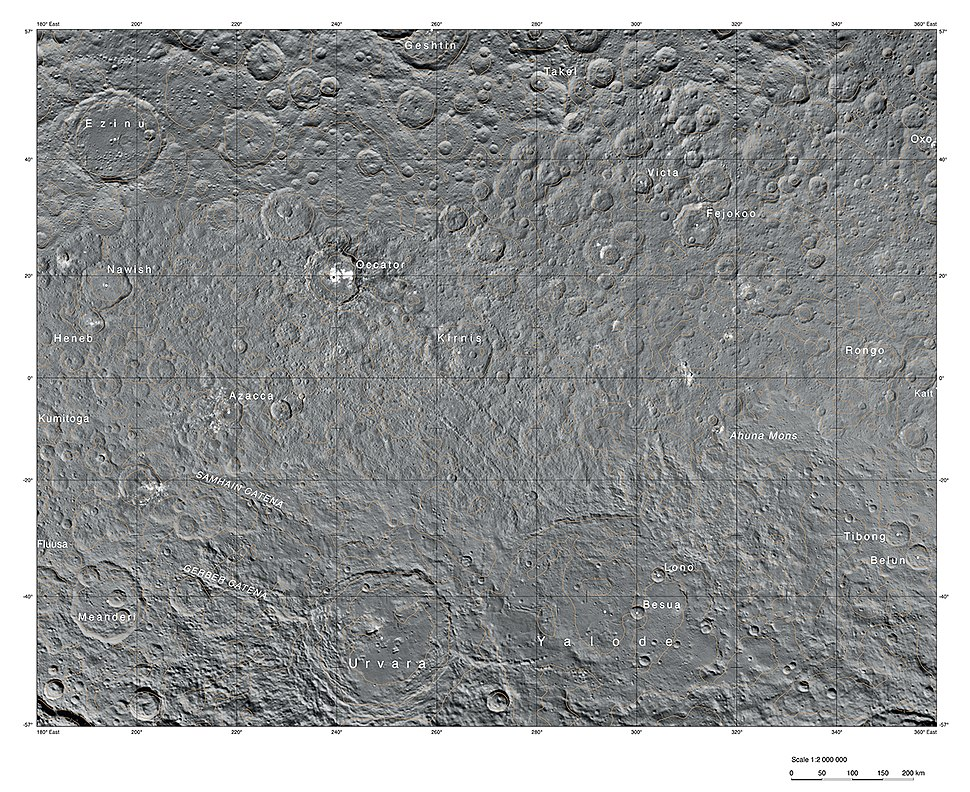 PIA20014-Ceres-SurveyMap-Occator-June2015