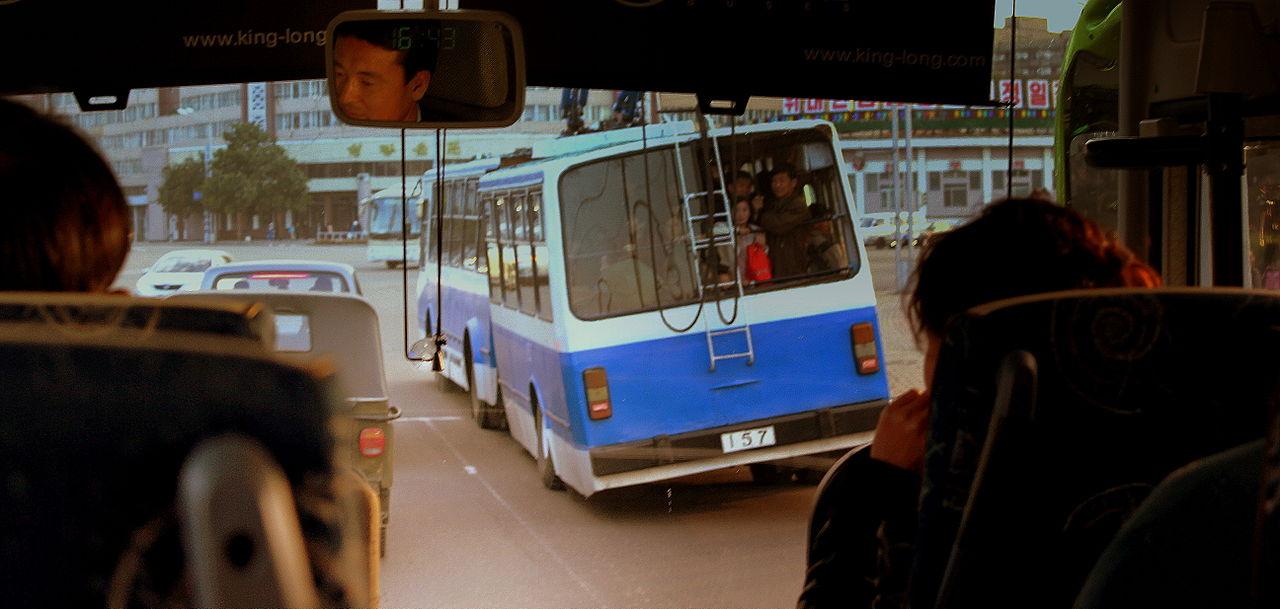 Korea Tour Bus Urban Dictionary