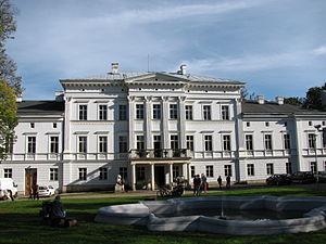 Project Riese - Jedlinka Palace