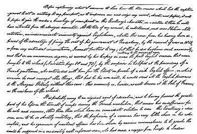 Page 512 letter (The Life of Matthew Flinders).jpg