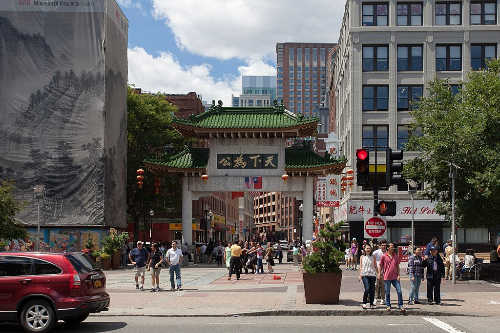 Boston Chinatown History Expert World Travel