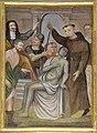 Painting of Saint Antony dead man N 8 detail San Antone church Urtijëi.jpg