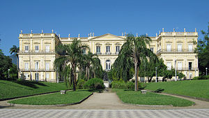 National Museum of Brazil - The national museum of Brazil