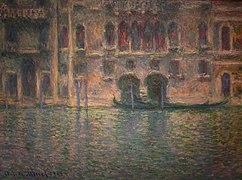 Palazzo da Mula, Venice, by Claude Monet (4991980920).jpg