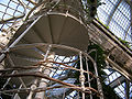 Palm House (Schönbrunn) spiral stair 20080210 032-.jpg