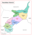 Panchthar district division.png