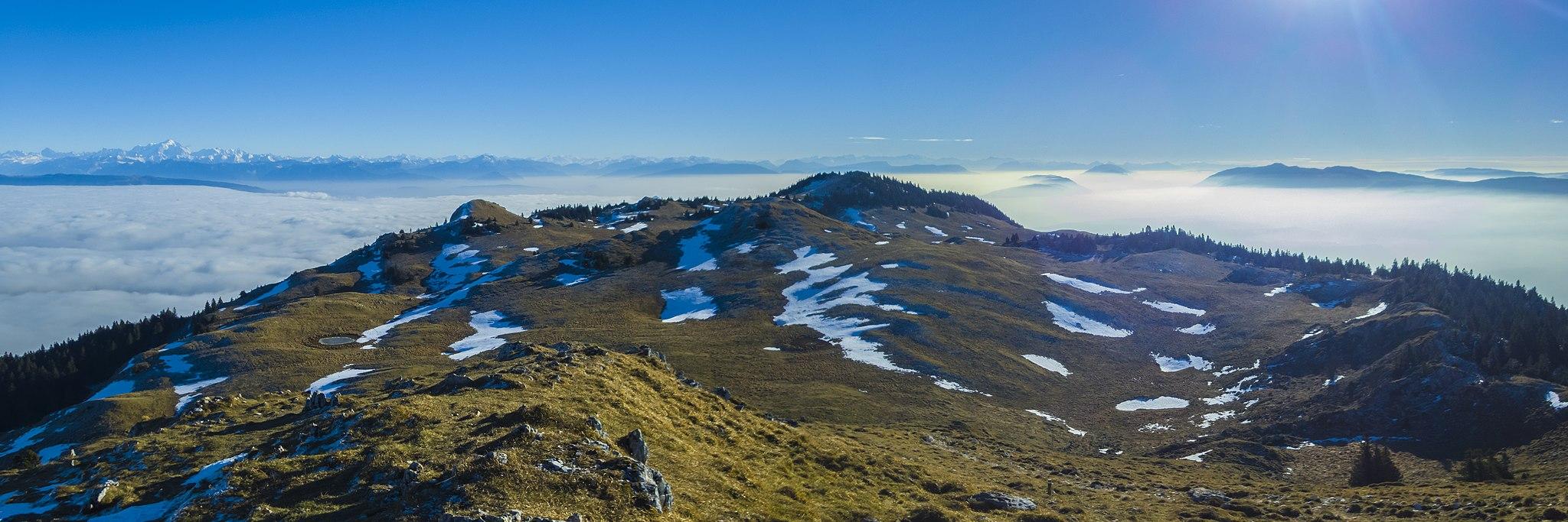 Panorama Haut-Jura 1