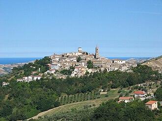 Cellino Attanasio - Image: Panorama cellino