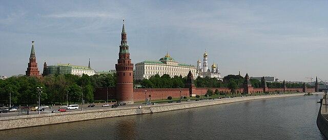 Kremlin-Moscow-Photo