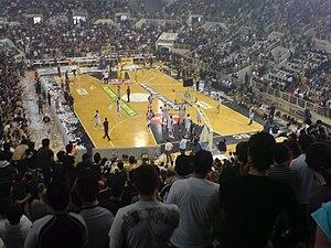 P.A.O.K. BC - P.A.O.K. Sports Arena.