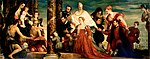Paolo Veronese - The Madonna of the Cuccina Family - Google Art Project.jpg