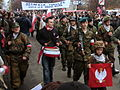 Parade of Independence in Gdańsk during Independence Day 2010 - 037.jpg