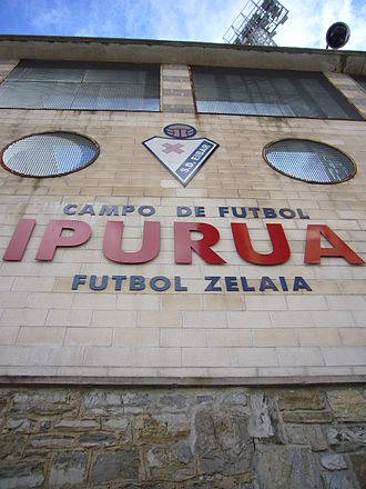 Ipurua Municipal Stadium - Ipurua façade