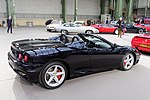 Paris - Bonhams 2017 - Ferrari F360 spider - 2002 - 002.jpg