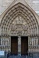 Paris Notre-Dame Portail de la Vierge 01.JPG