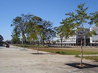 Santana (district of São Paulo) - Parque da Juventude