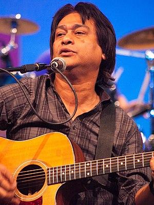 Partha Barua - Partha performing in California (April 2015)