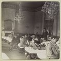 Patients and soldiers in military hospital during Boer War Wellcome L0035097.jpg
