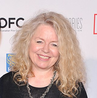 Patricia Rozema Canadian film director, writer and producer