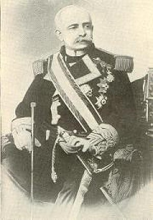 Patricio Montojo y Pasarón - Image: Patricio Montojo