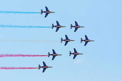 Bastille Day: The Paris Air Show