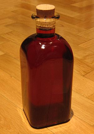 Bottle of Patxaran