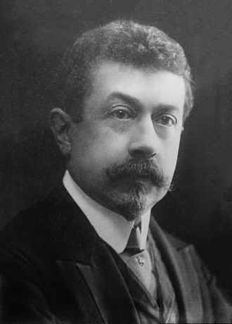 Paul Painlevé - Paul Painlevé as a young man