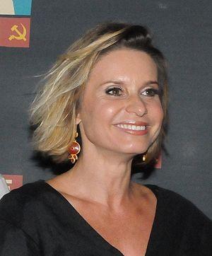 Paula Burlamaqui - Image: Paula Burlamaqui 1