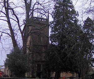 Paulton - Image: Paulton church